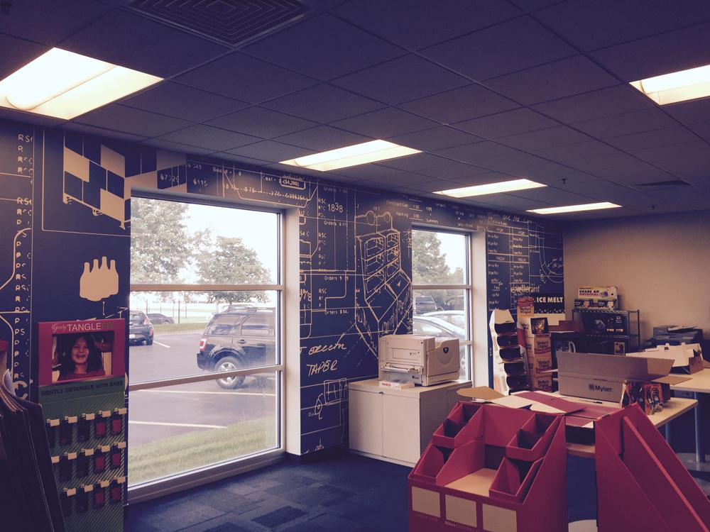 Commercial Wallpaper Installation Paper Craft Interiors Inc Wallpaper Hanger Wallpaper
